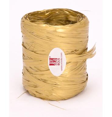 Niinepael metallik kuld, 50m
